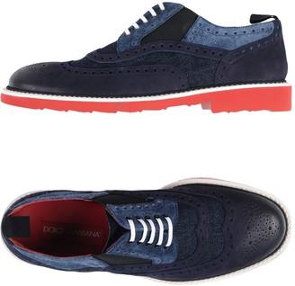 Dolce & Gabbana Lace-up shoes - Item 11460997DJ