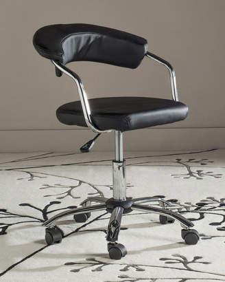 Safavieh Pier Faux Leather Desk Chair