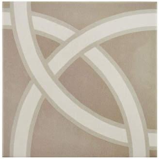 EliteTile SAMPLE - Grotta Porcelain Floor and Wall Tile in Brown