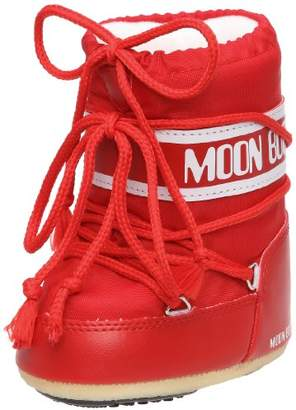 Moon Boot Mini Nylon Unisex-Child Boots 1400430019/22 EU