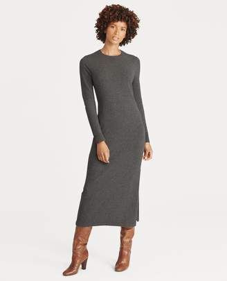Ralph Lauren Cashmere Midi Dress
