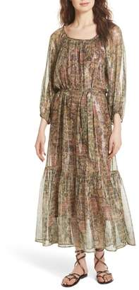Mes Demoiselles Print Dress