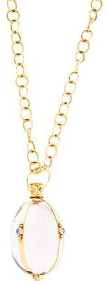 Temple St. Clair 18K Amulet Pendant Necklace