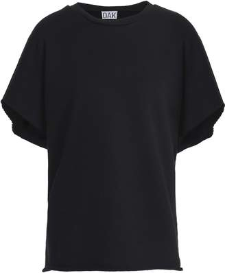 OAK French Cotton-terry T-shirt