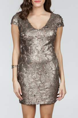 Ark & Co Sequin Cocktail Dress
