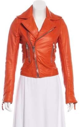 Balenciaga Zip-Up Casual Jacket