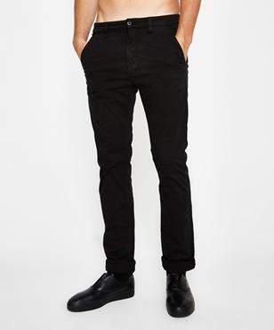 Nudie Jeans Slim Adam Jean Black