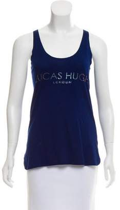 Lucas Hugh Round Neck Tank Top