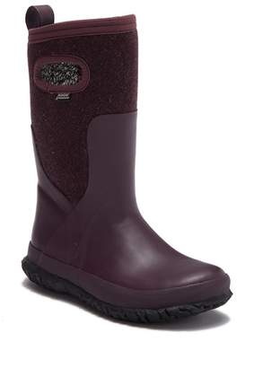 Bogs Crandall Wool-Lined Cold Weather Boot (Baby & Little Kid)