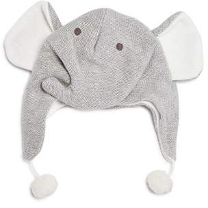 Elegant Baby Unisex Elephant Aviator Hat - Baby