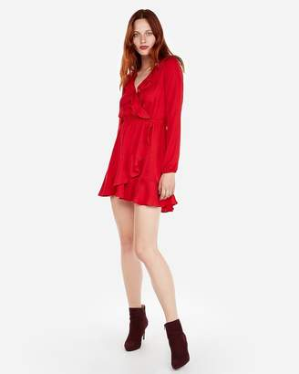 Express Red Petite Dresses - ShopStyle