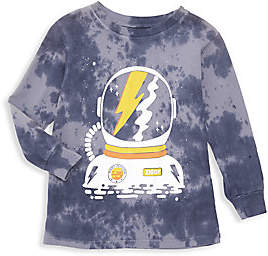 Tiny Whales Little Boy's & Boy's Spaced Out Tie-Dye Tee