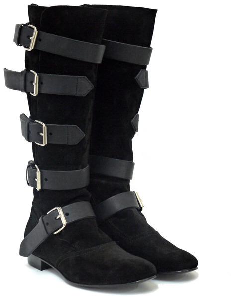 Vivienne Westwood Pirata 9460 Black Boot