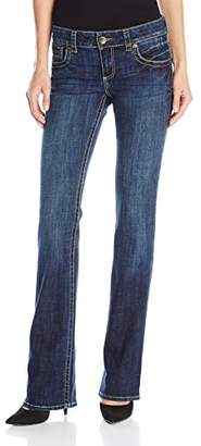 KUT from the Kloth Women's Natalie Bootcut Long-Inseam Jean