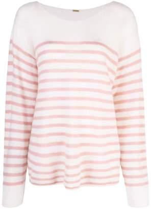 ADAM by Adam Lippes oversized striped sweater