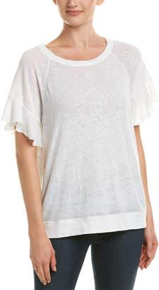Michael Stars Flutter Sleeve T-Shirt
