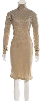 Pierre Balmain Lightweight Knit Midi Dress
