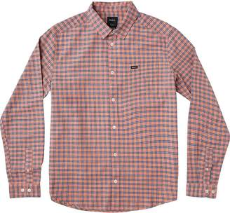 RVCA Delivery Long-Sleeve Shirt - Men's
