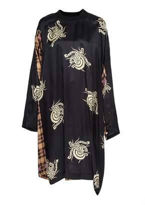 Dries Van Noten Oversized Dress