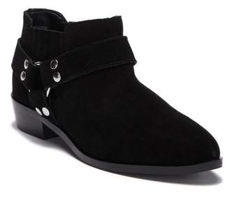 JANE AND THE SHOE Lindsey Low Harness Boot