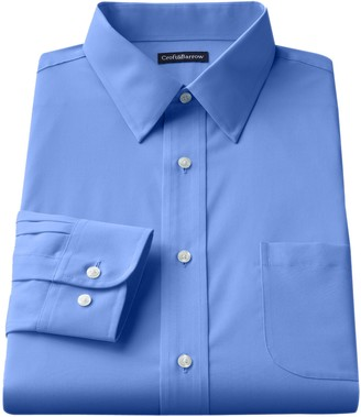 Croft & Barrow Big & Tall Easy Care Point-Collar Dress Shirt