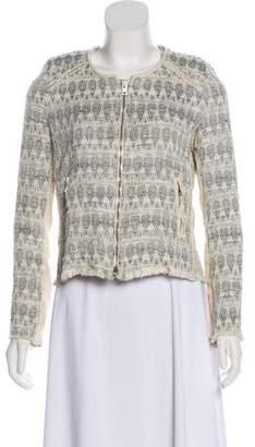 IRO Textured Woven Jacket