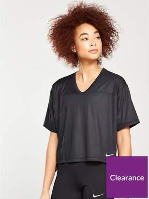 Nike Training Breathe Short Sleeve T-Shirt