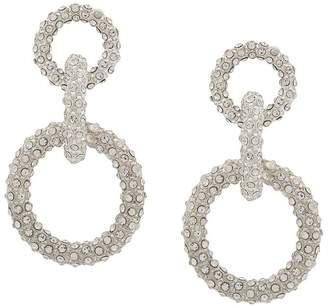 Ca&Lou Gio long crystal earrings