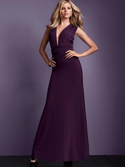 Victoria's Secret Multi-way Maxi Dress