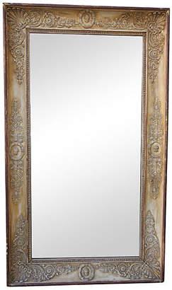 One Kings Lane Vintage Italian Hand-Carved Giltwood Mirror