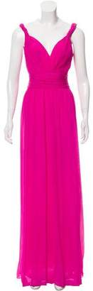Rachel Zoe Silk Maxi Dress w/ Tags
