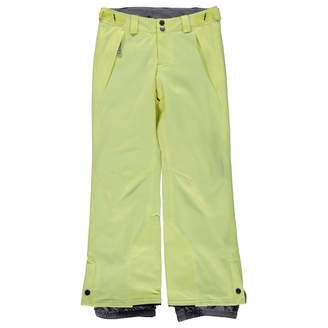 O'Neill Kids Girls PG Carat Ski Pants Junior Salopettes Trousers Bottoms