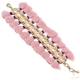 Lucky Brand Womens's Fringe Bracelet