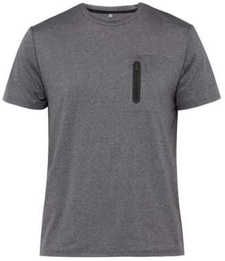 Lndr - Short Sleeved Performance T Shirt - Mens - Grey