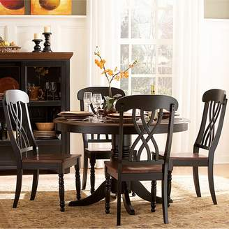 HomeVance Kaycee 5-pc. Dining Table and Chair Set