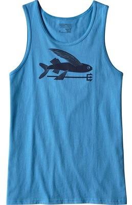 Men's Patagonia Flying Fish Cotton Tank
