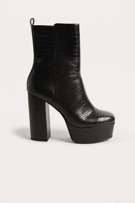 Urban Outfitters Brandy Super-High Platform Boot