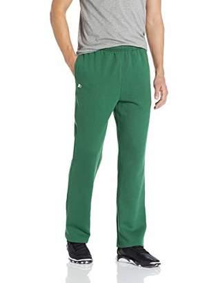 Starter Men's Open-Bottom Sweatpants with Pockets