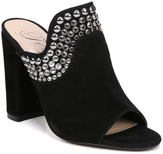 Fergie Lillie Women's Studded Block Heel Mules Women's Shoes