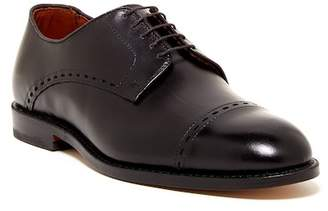 Allen Edmonds Madison Ave Cap Toe Derby - Wide Width Available