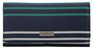 Ju-Ju-Be Be Rich - Coastal Collection Trifold Clutch Wallet