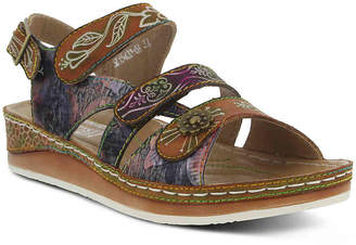 Spring Step L'Artiste by L' Artiste by Suzanne Wedge Sandal - Women's
