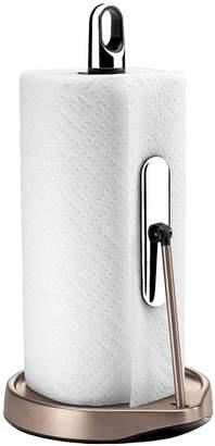 Simplehuman Rose Gold Kitchen Towel Holder