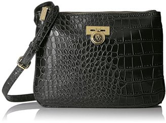Anne Klein Total Look Small Cross Body $17.35 thestylecure.com