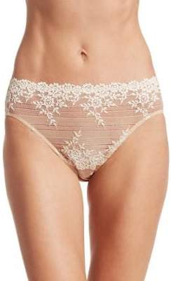 Wacoal Embrace Lace High-Cut Brief