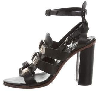 Proenza Schouler Embellished Ankle Strap Sandals