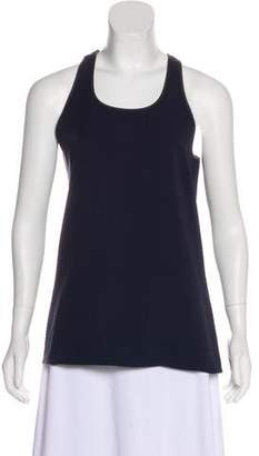 Marni Sleeveless Scoop Neck Top