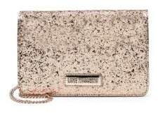 Love Moschino Glittered Shoulder Bag