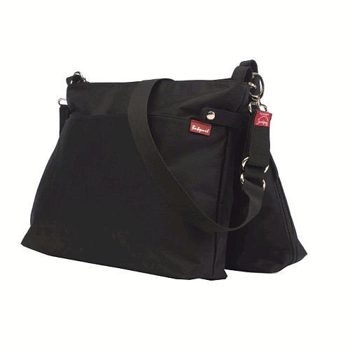 Babymel X2 Diaper Bag - Black