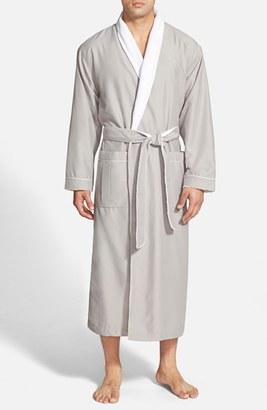 Men's Majestic International Fleece Lined Robe $75 thestylecure.com